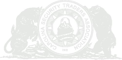 CAROLINA SECURITY TRADERS ASSOCIATION